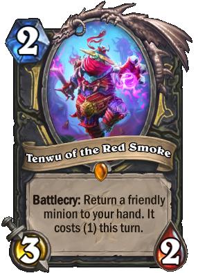 Tenwu of the Red Smoke Card Image