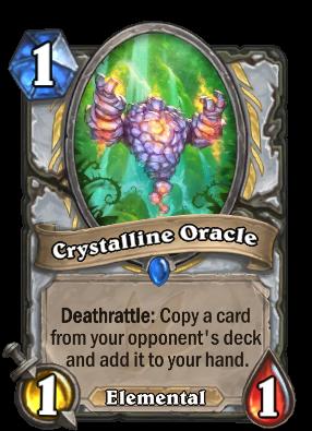 Crystalline Oracle Card Image