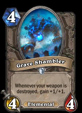 Grave Shambler Card Image