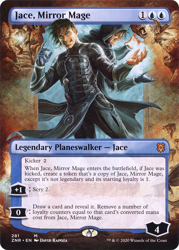 Jace, Mirror Mage Card Image