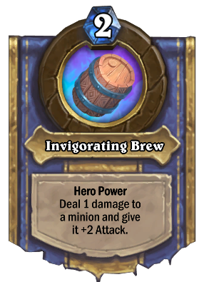 Invigorating Brew Card Image