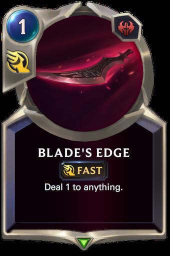 Blade's Edge Card Image
