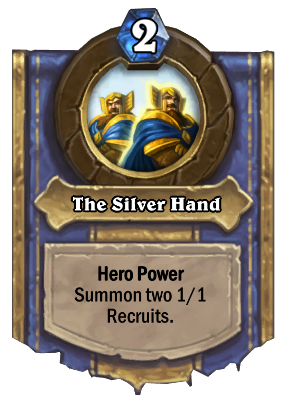 The Silver Hand Card Image