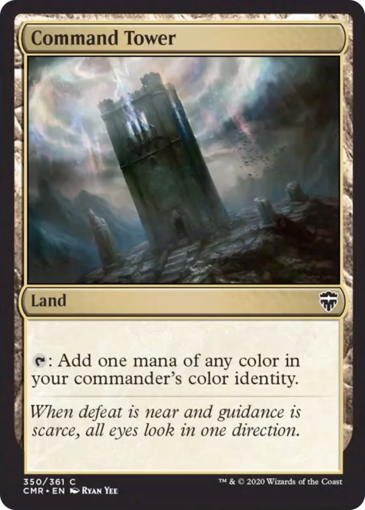 Command Tower Card Image
