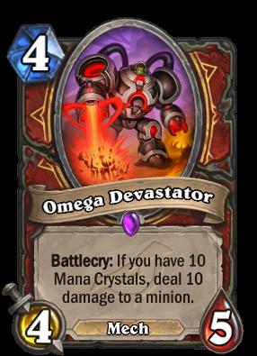 Omega Devastator Card Image