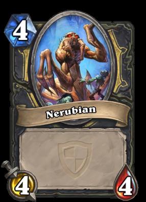 Nerubian Card Image