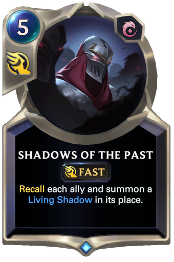Shadows of the Past Card Image