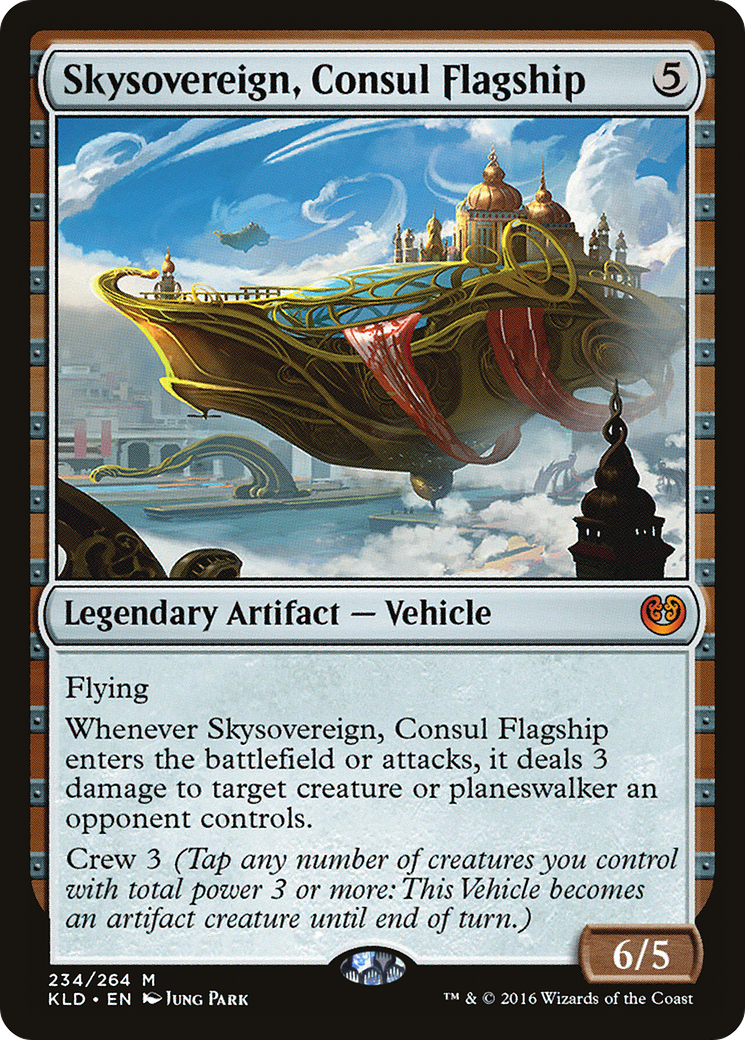 Skysovereign, Consul Flagship Card Image