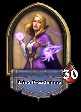 Jaina Proudmoore Card Image