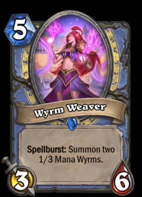 Wyrm Weaver Card Image