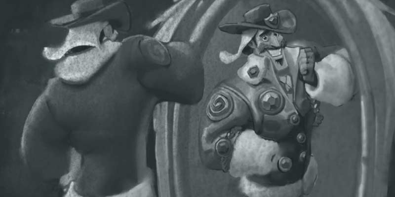 No Reno, Don't Wear That! This Week's Tavern Brawl is Brawl of Gaudiness