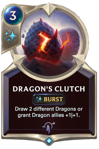 Dragon's Clutch Card Image