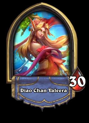 Diao Chan Valeera Card Image