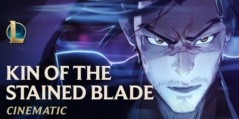 Riot Released a Cinematic Featuring Yasuo and Yone - Kin of the Stained Blade