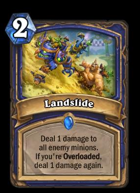 Landslide Card Image