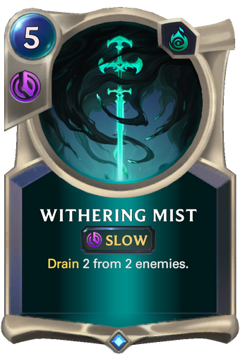 Withering Mist Card Image