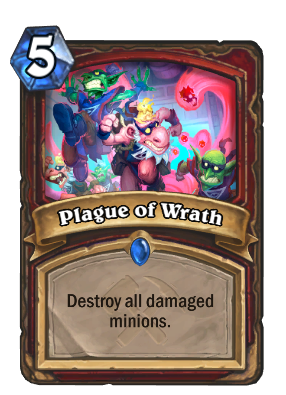 Plague of Wrath Card Image