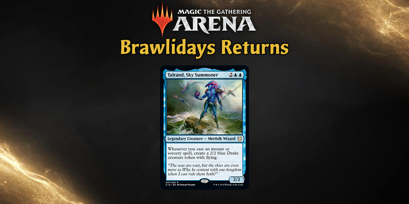 MTG Arena - New Brawlidays Begins on Jan 16