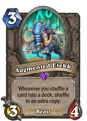 Augmented Elekk Card Image