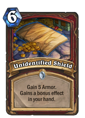 Unidentified Shield Card Image