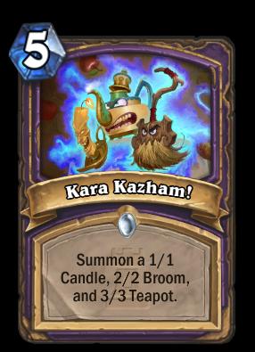 Kara Kazham! Card Image