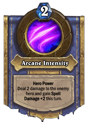 Arcane Intensity Card Image