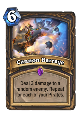 Cannon Barrage Card Image