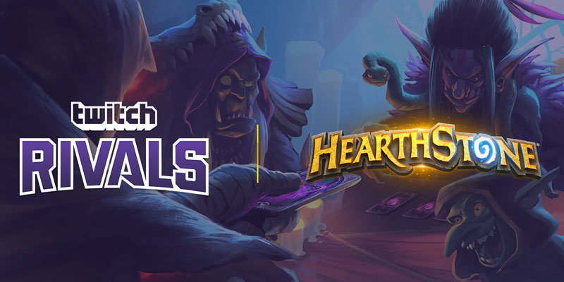 Twitch Rivals: Hearthstone Team Arena Challenge Survival Guide - June 26
