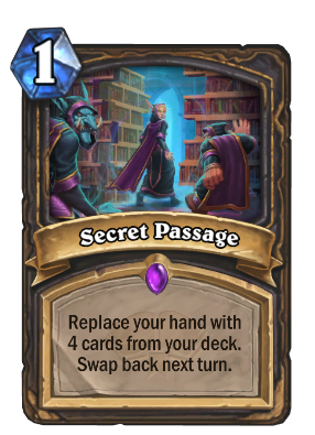 Secret Passage Card Image
