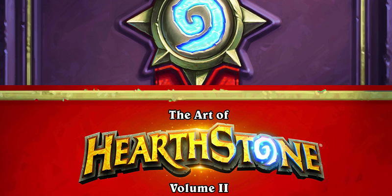 New Hearthstone Art Book - Year of the Kraken Edition Releases
