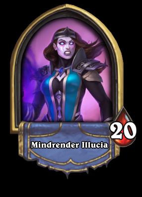 Mindrender Illucia Card Image