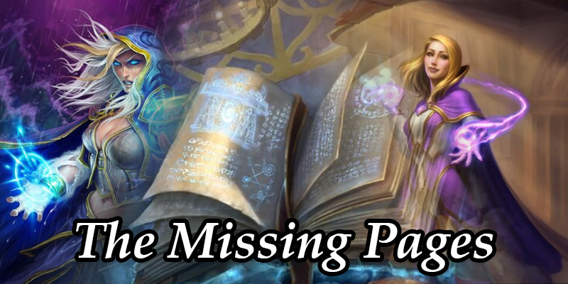 The Story of Jaina Proudmoore: The Missing Pages of Book of Heroes