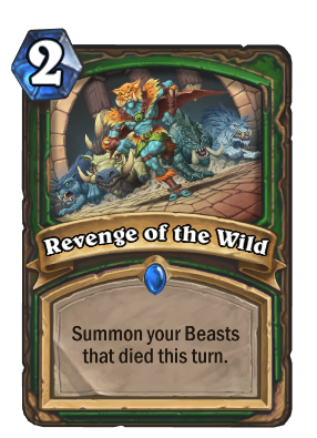 Revenge of the Wild Card Image