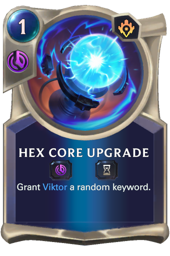 Hex Core Upgrade Card Image