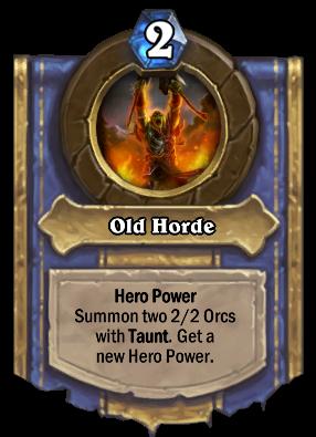 Old Horde Card Image