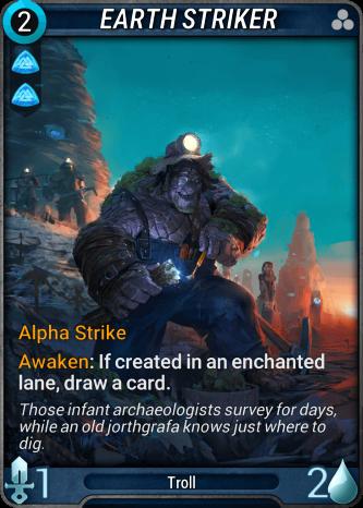 Earth Striker Card Image