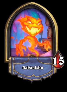 Rakanishu Card Image