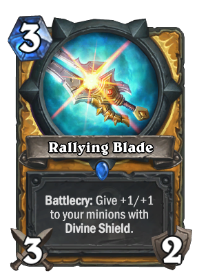 Rallying Blade Card Image