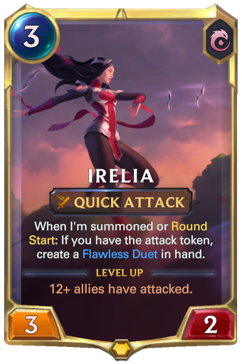 Irelia Card Image
