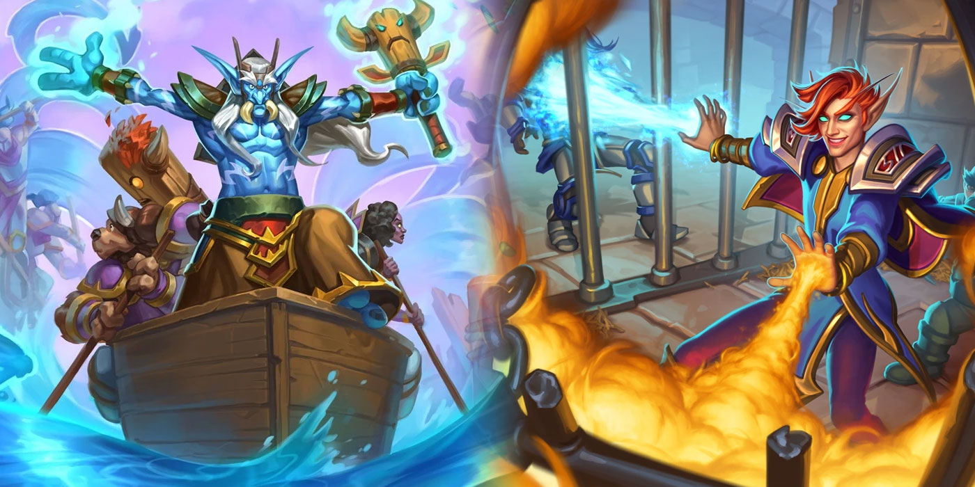 Hearthstone's Stormwind Questline Cards Were a Mistake - Here's How We Can Fix Them
