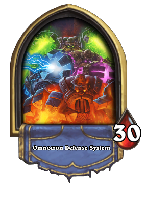 Omnotron Defense System Card Image
