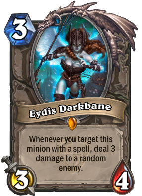 Eydis Darkbane Card Image