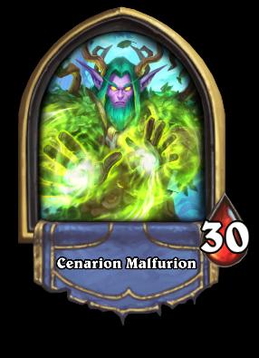 Cenarion Malfurion Card Image