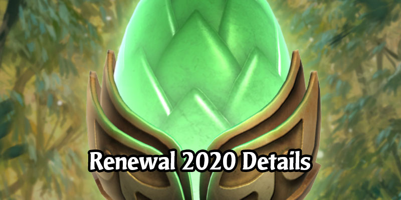 Details on the Renewal Rewards for Zendikar Rising's Standard Rotation - Login Before Launch to be Eligible!