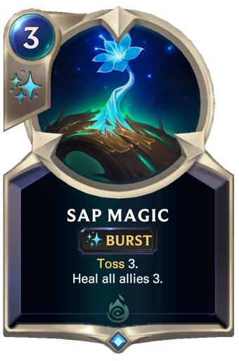 Sap Magic Card Image