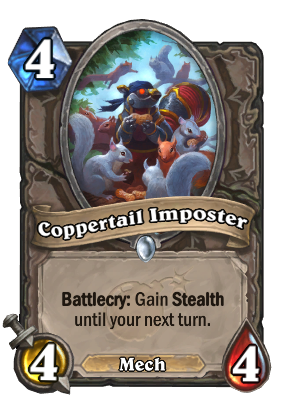 Coppertail Imposter Card Image