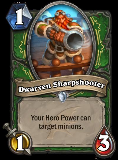 Dwarven Sharpshooter Card Image