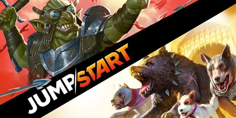 JumpStart is Now Live on MTG Arena - Here's Everything You Need to Know