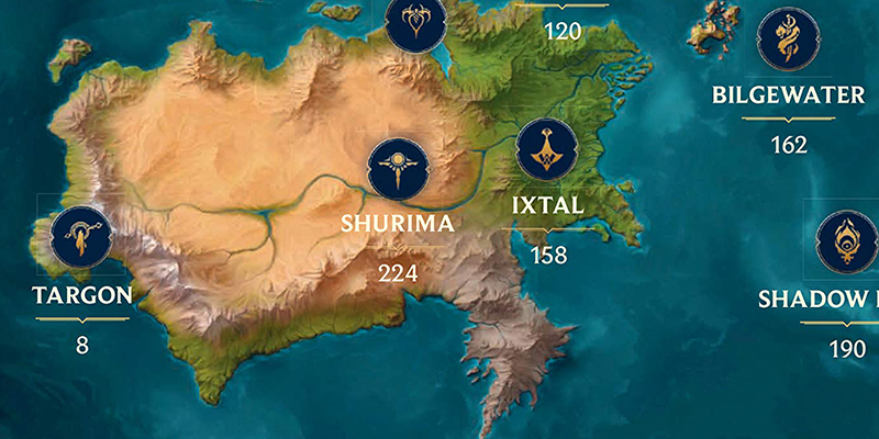 Legends of Runeterra - New Region Coming Soon