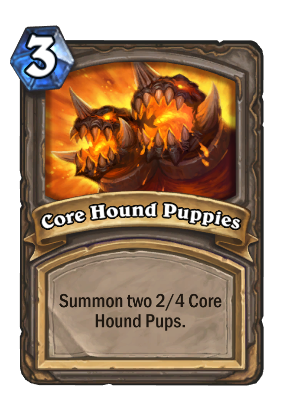 Core Hound Puppies Card Image
